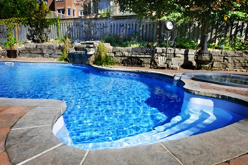Cost To Install An Inground Pool Estimates And Prices At Fixr