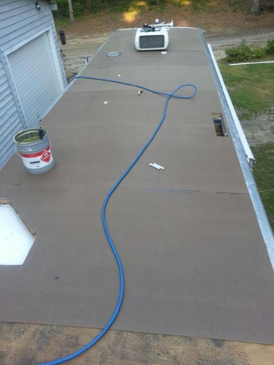 Camper Repair Rubber Roofs Boat Repair Fiberglass Gel