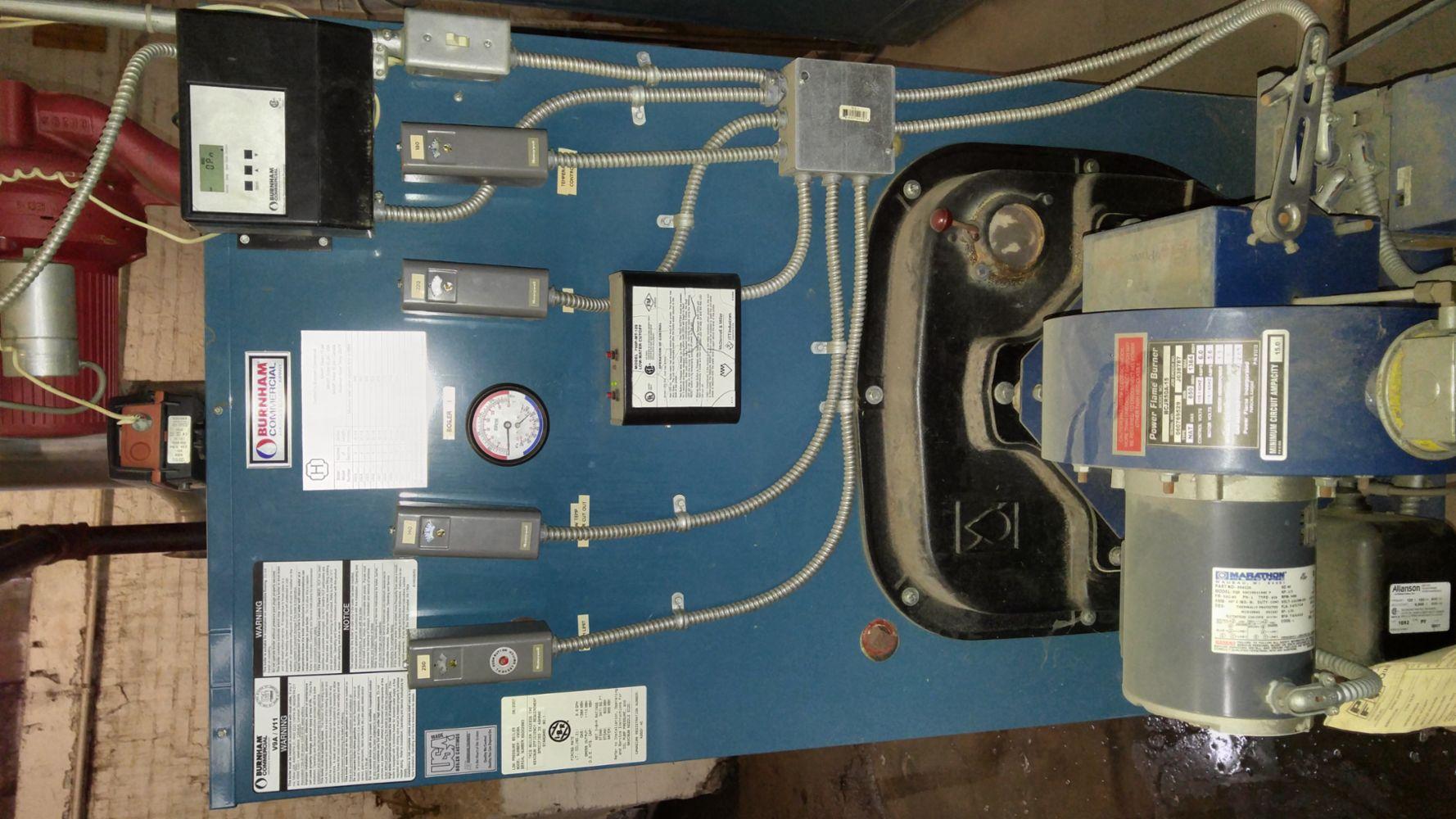 Boilers: Boilers Service