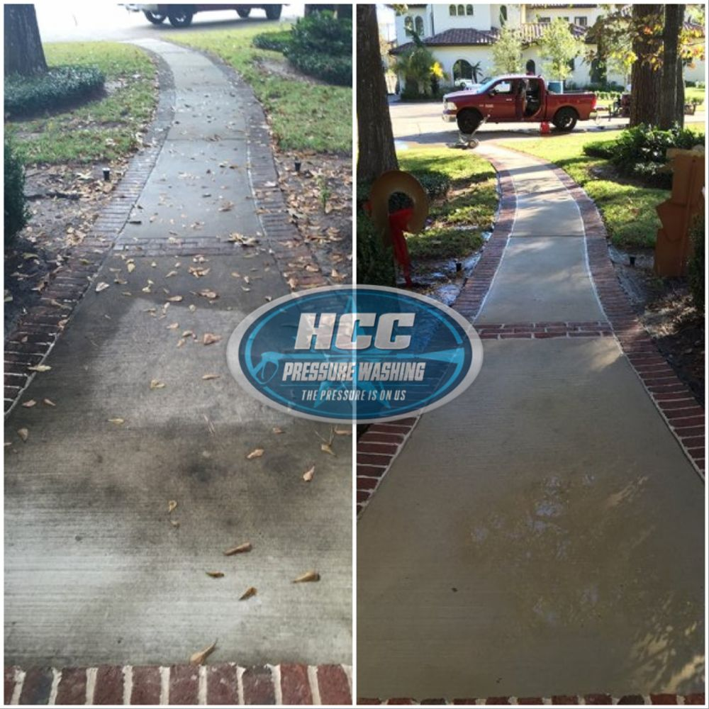 Fully Insured Professional Pressure Washing Services In