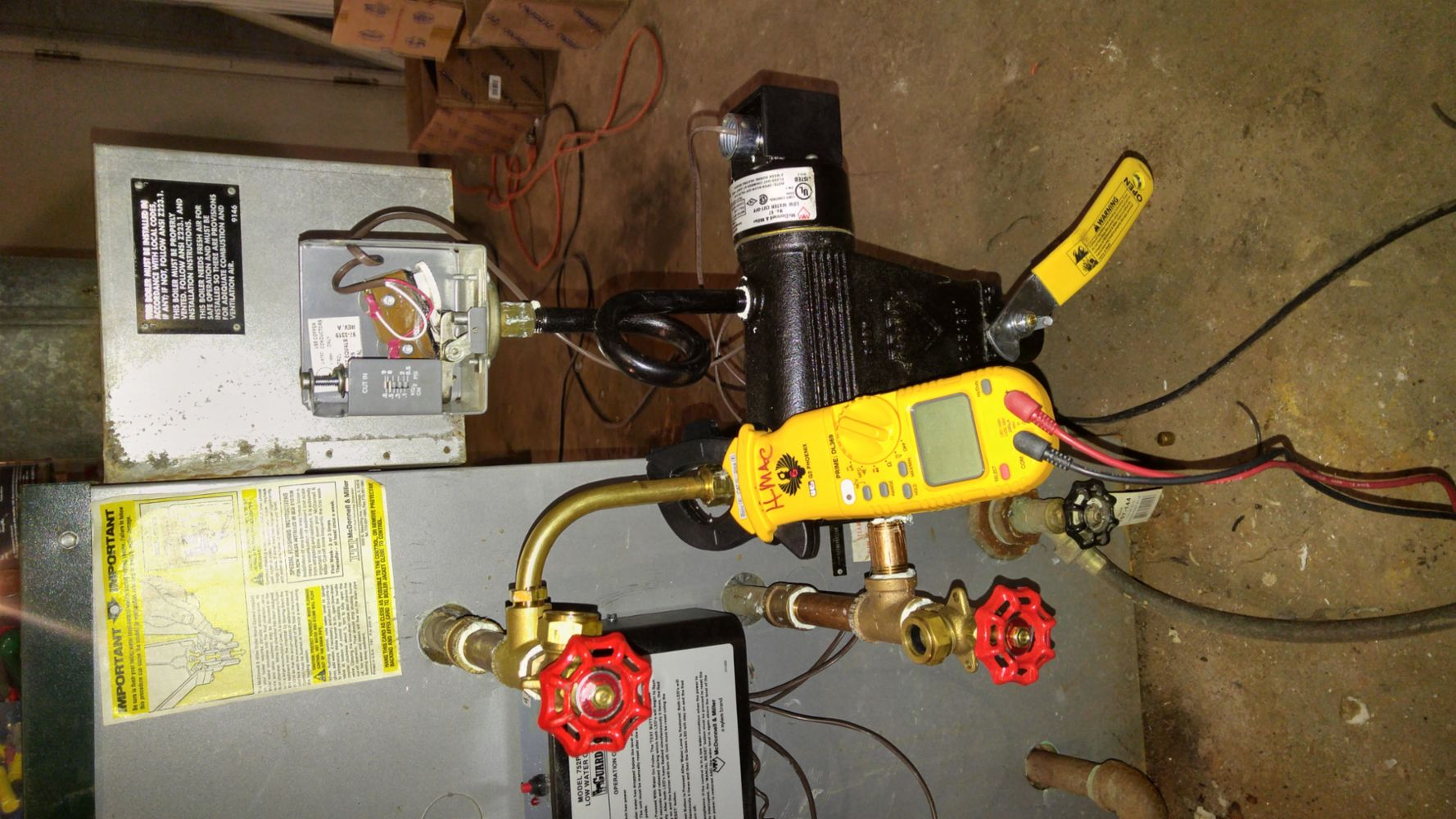 Boilers Service Munchkin Boiler Wiring Diagram User Manual 3 Gas Fired Warning Have This Serviced Inspected By A Qualified Technician Annually