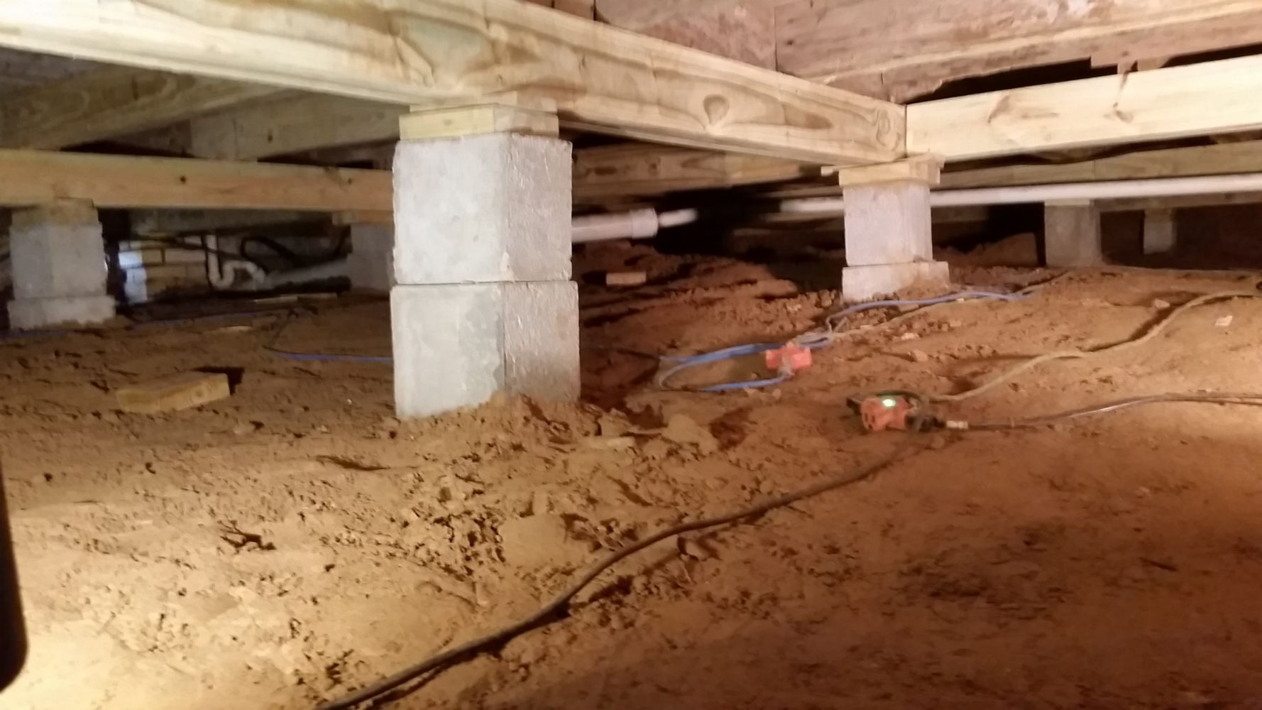 Pier And Beam House Leveling In Mineola Tx Raz It House