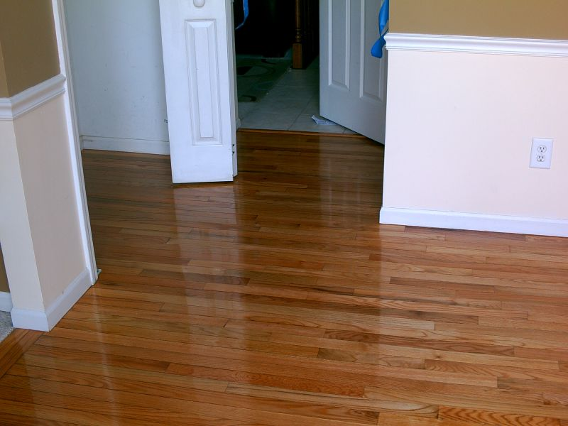 Affordable Hardwood Refinishing In South Bend In