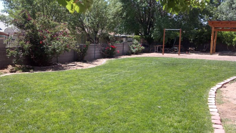 Residential Landscaping Albuquerque : Landscaping in albuquerque nm affordable lawn care