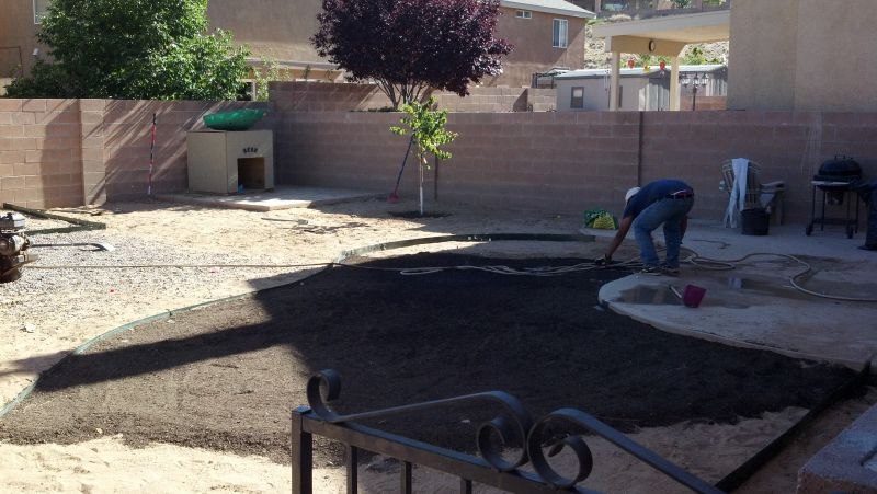 Lawn Care Amp Landscaping In Albuquerque Nm Affordable