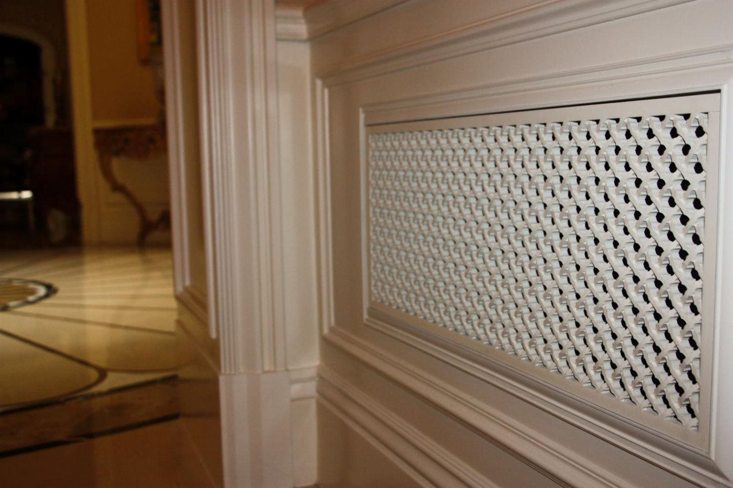 Decorative Wall Vent Covers awkward spaces turned functional Home Everything Else Decorative Vent Cover Decorative Grille From