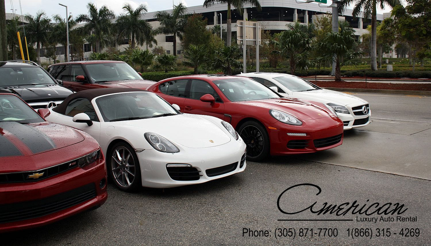 Exotic Car Rental Cleveland 12