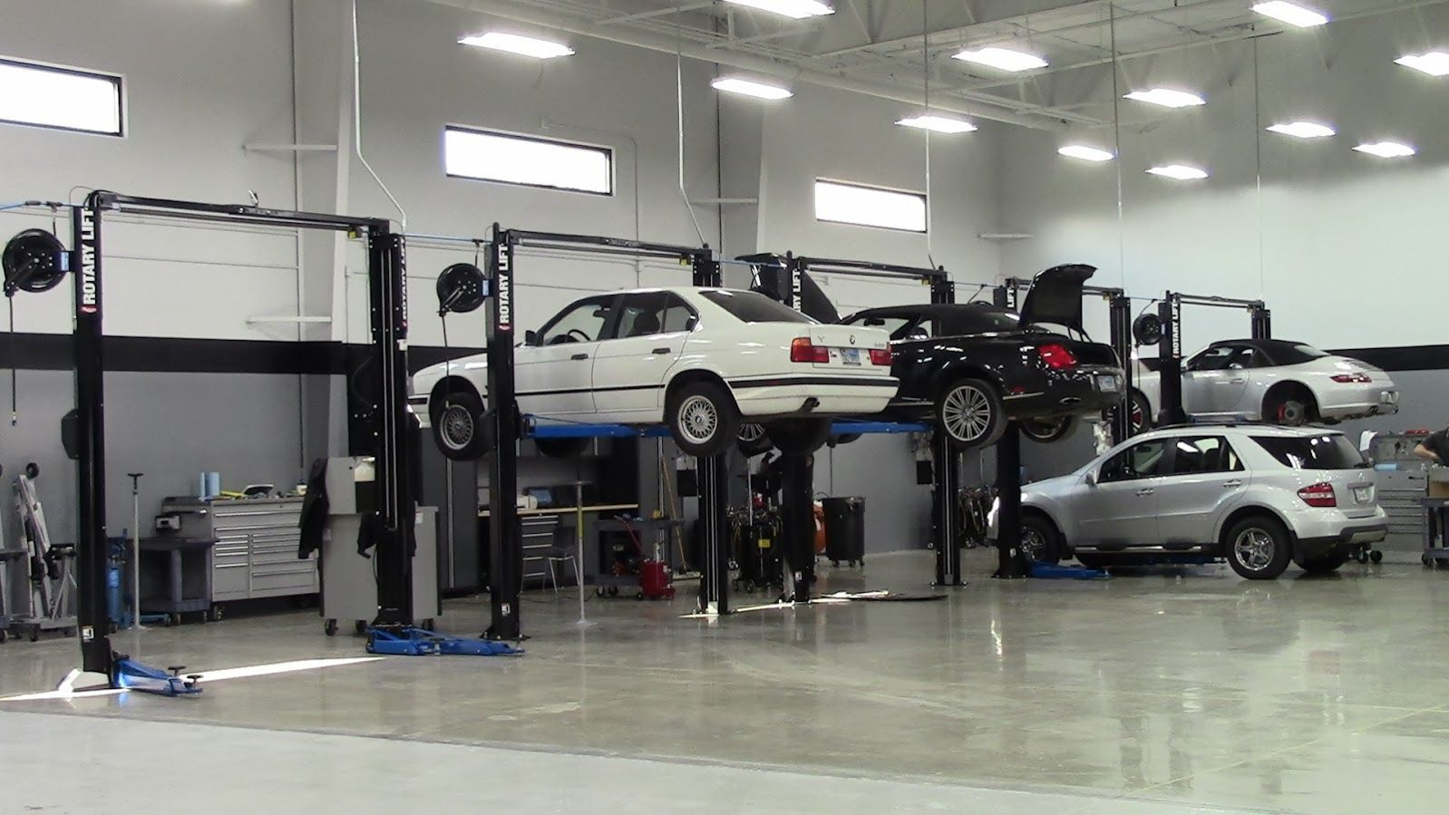 Auto Repair Facility In Austin Tx Luxury Auto Works
