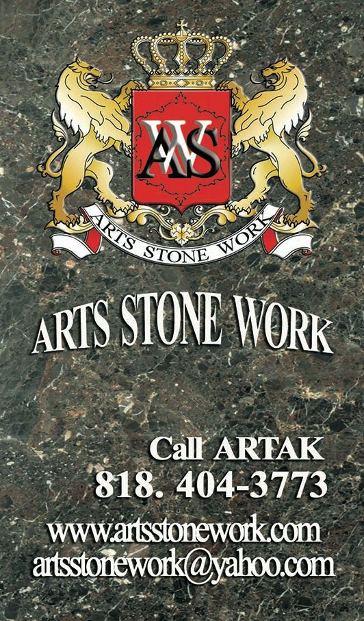 Arts Stone Work In Los Angeles Ca Arts Stone Work