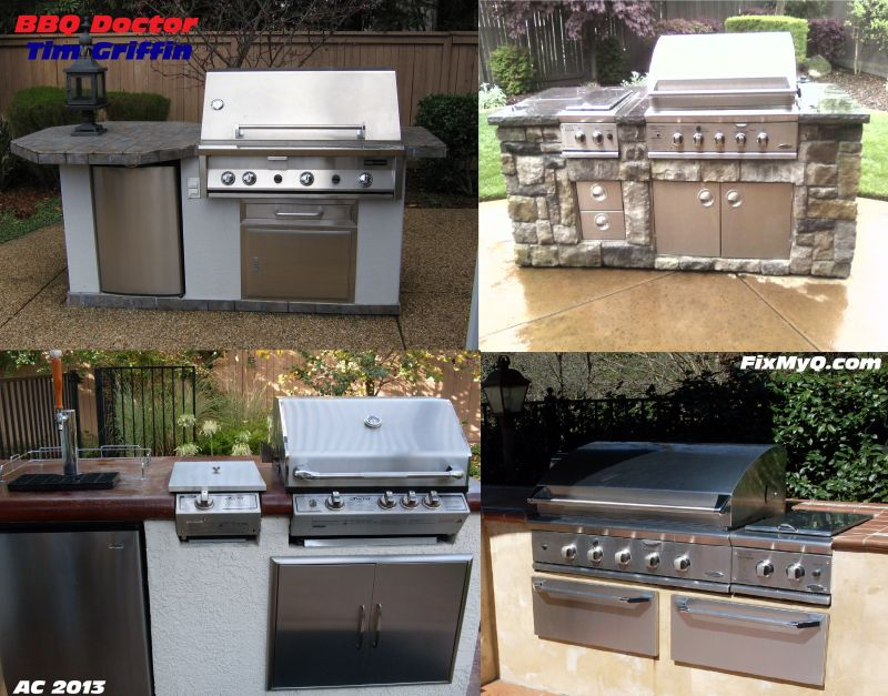 Gas Bbq Grill Repair And Maintenance In Rancho Cordova Ca