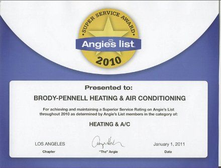 Heating Amp Cooling Repair And Installation In Los Angeles