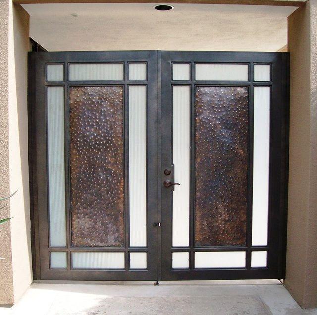Iron Gates Doors Windows Railings Fencing Security