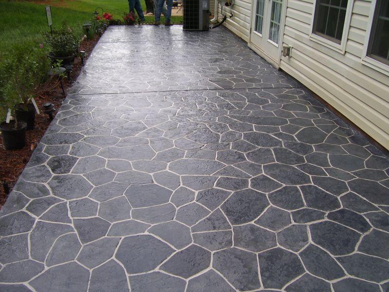 Concrete Acid Staining In Concord Nc Elegant Concrete