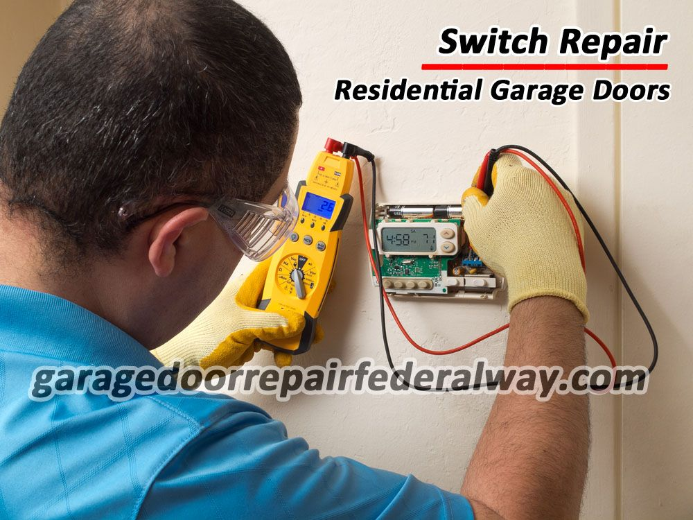 Garage door repair installation in federal way wa for Garage door repair renton