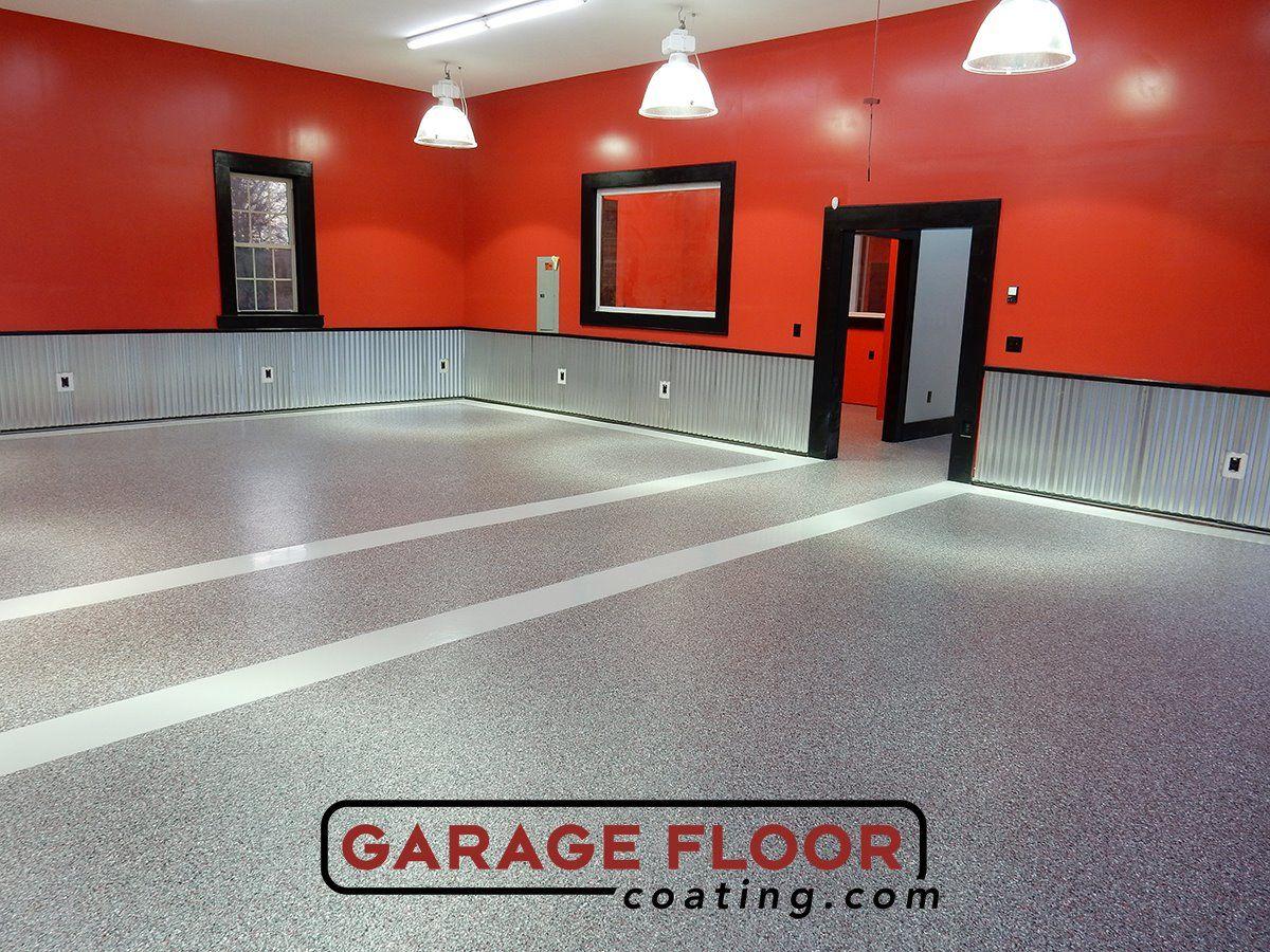 Grey Interior Paint Concrete Coatings In Phoenix Az Garagefloorcoating Com