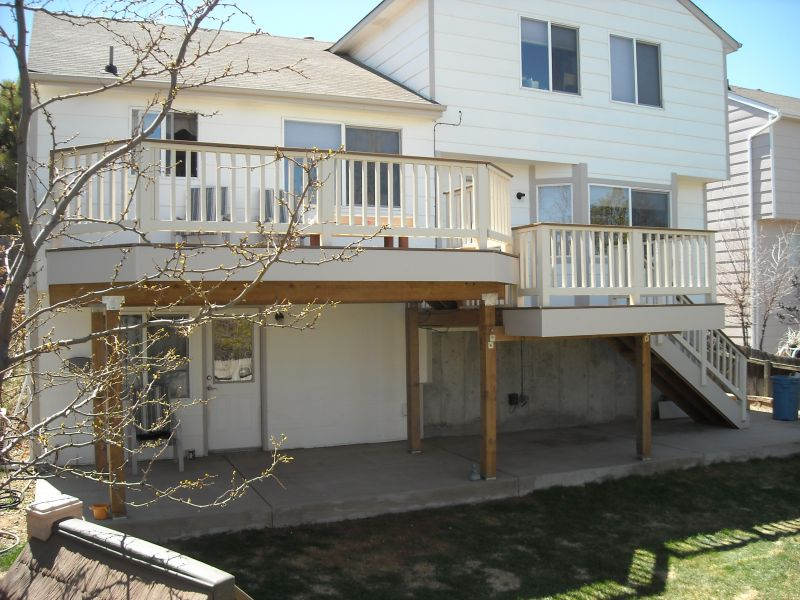 Kitchen Bath Basement And Deck Remodeling Contractor In Aurora Co Hammerhead Home
