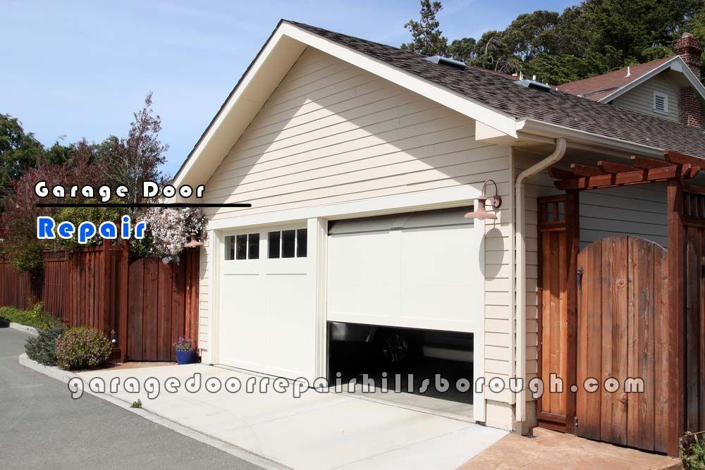 garage door repair installation in burlingame ca