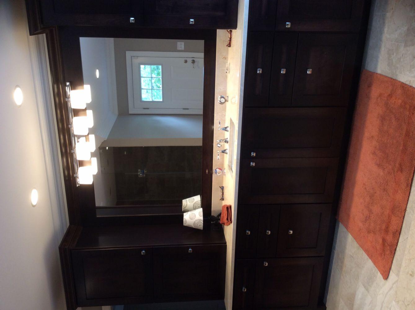 Home improvement experts in greenwood in dream design for Brownsburg garage doors