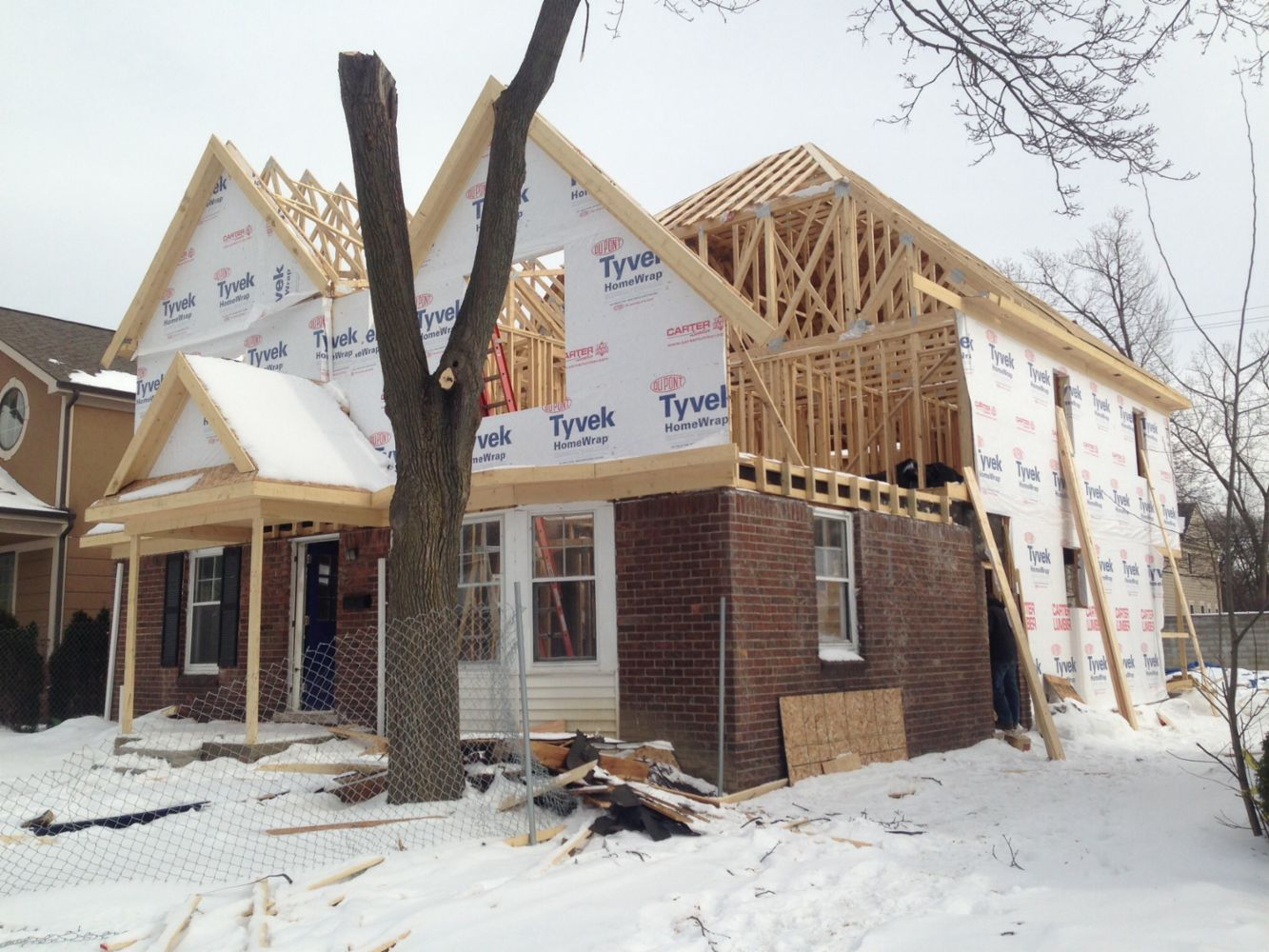 Residential And Commercial Construction In Livonia Mi