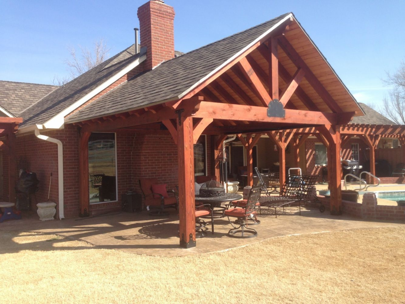 Sturdy Decks Pavilions And Pergolas In Chandler Ok Aaa