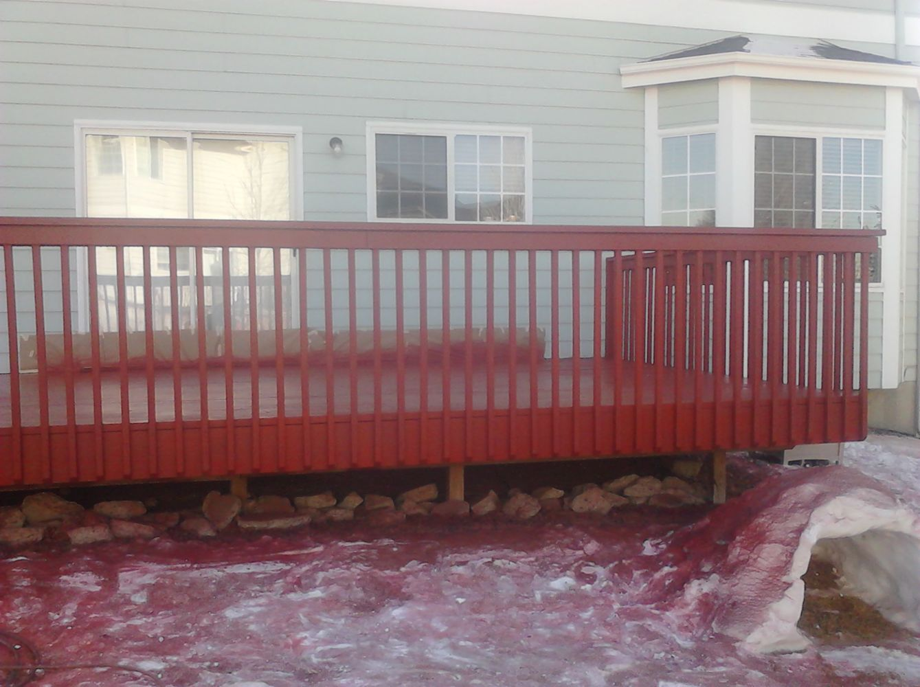 Fence And Deck Restoration In Denver Co Fence And Deck