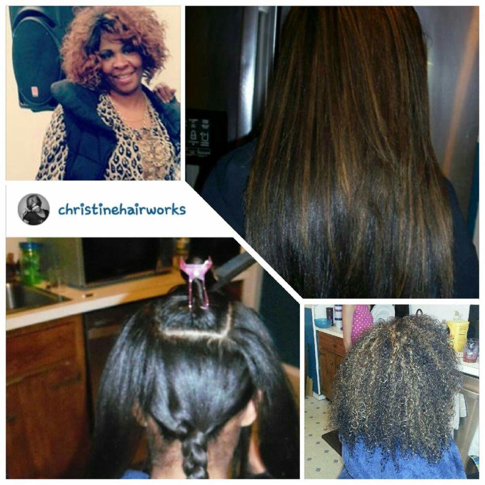 Mobile hair care salon by c peaches mcdowell in bayonne for Aaina beauty salon parlin