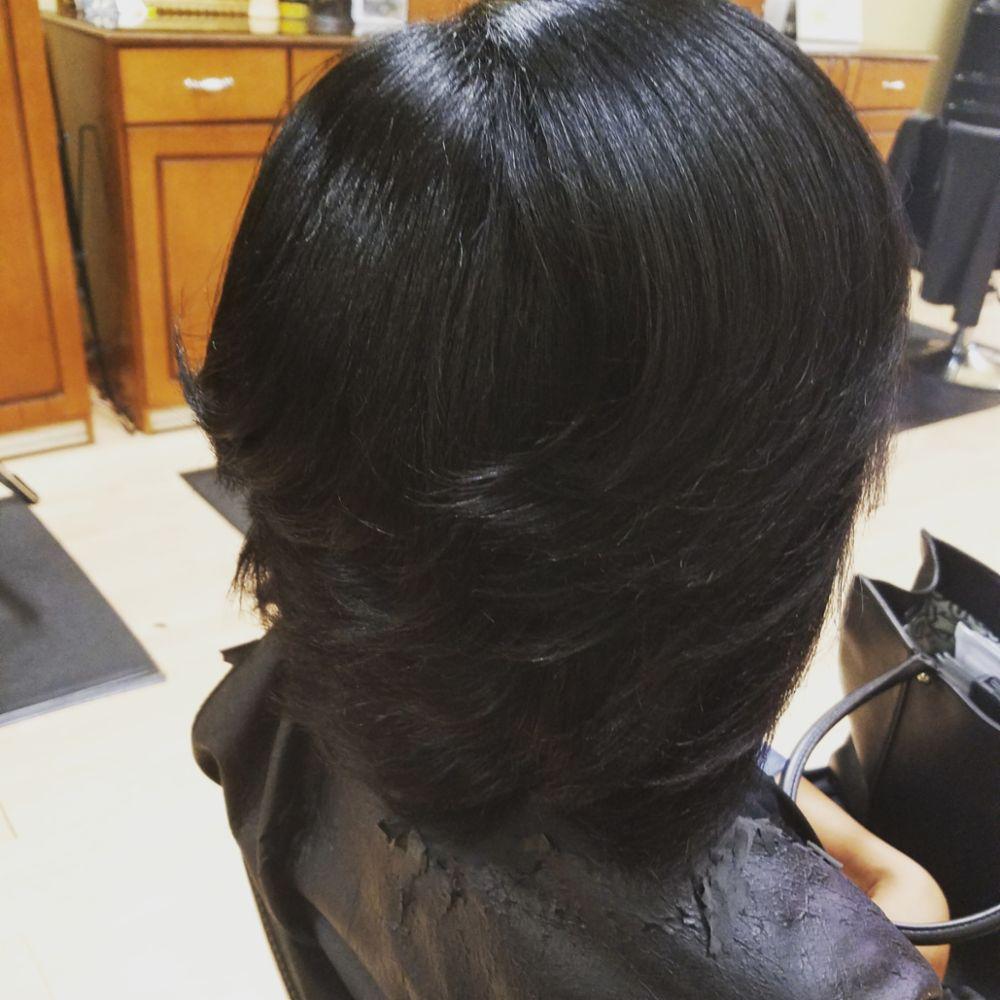 Beauty salon in duluth ga hair by b paris for Best hair salons in paris