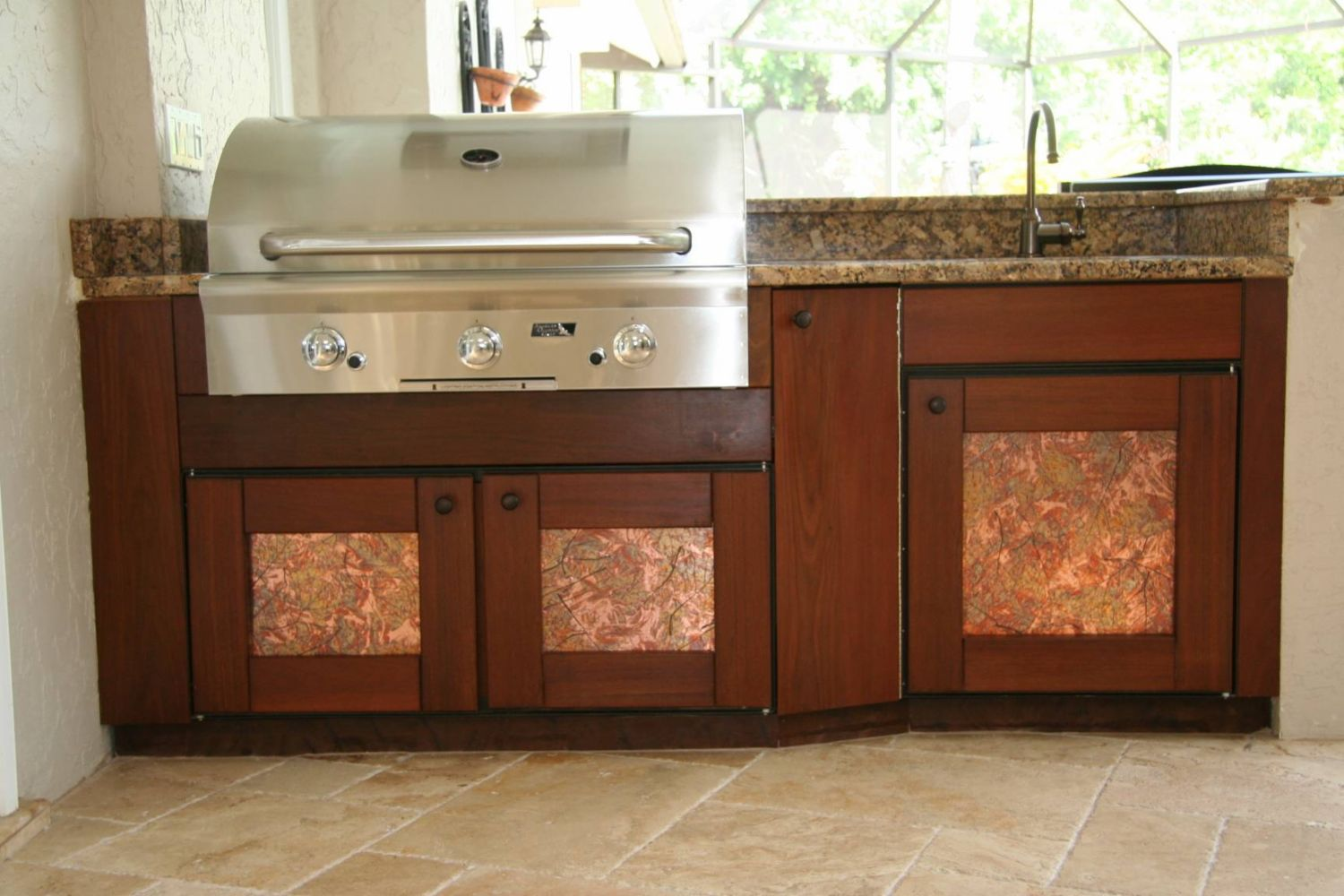 Outdoor kitchen specialists in punta gorda fl lifestyle for Lifestyle kitchen units