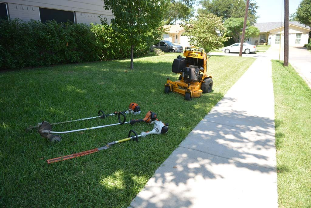Lawn Care And Maintenance In Irving Tx R Amp R Grass