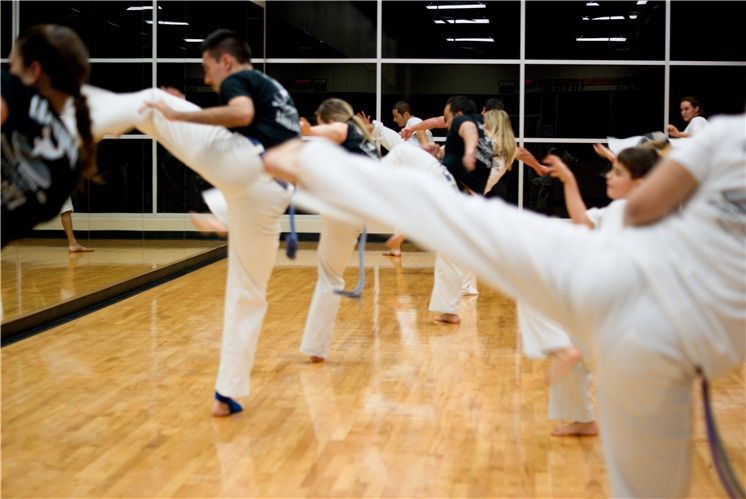 Brazilian Capoeira Classes In San Antonio Tx The