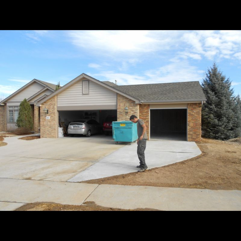 Home repair home improvement in fort collins co true for Cost to add 2 car garage