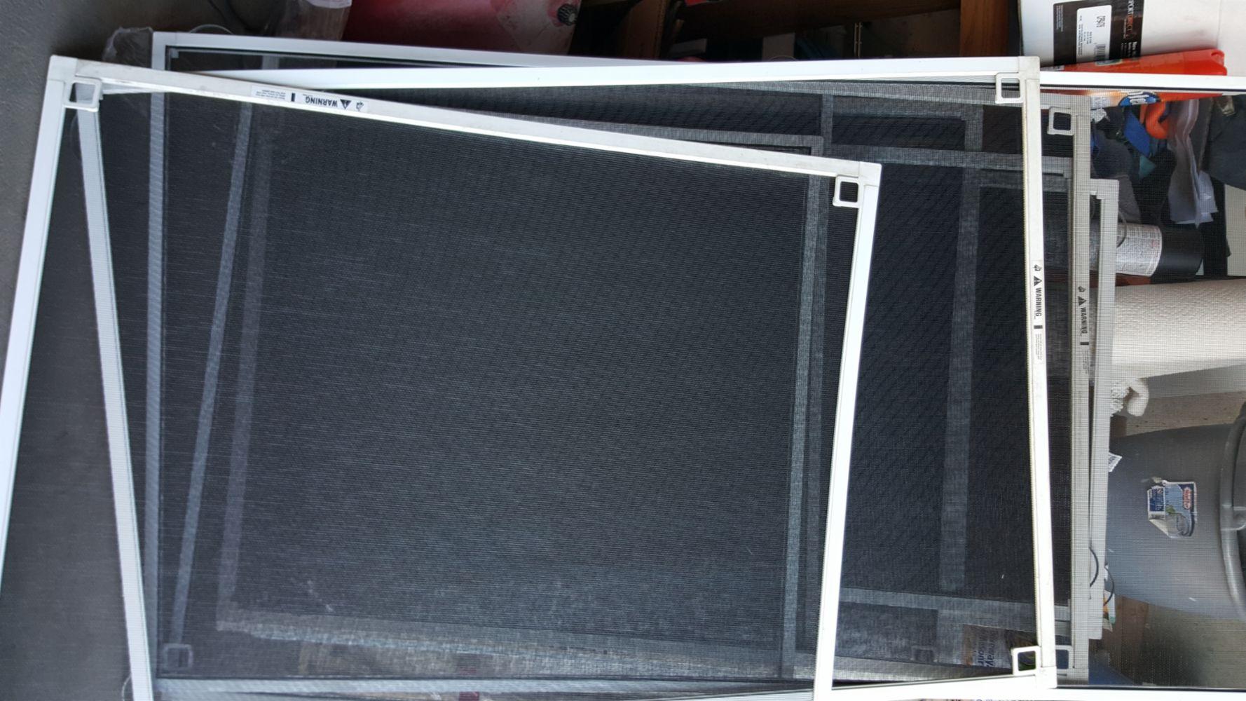Window screen repair and installation in prescott valley for Window screen repair