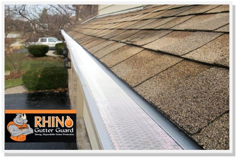Strong And Dependable Gutter Protection In Naugatuck Ct