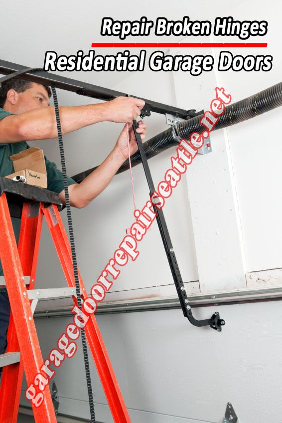 Garage door repair installation in seattle wa garage for Garage door repair tacoma