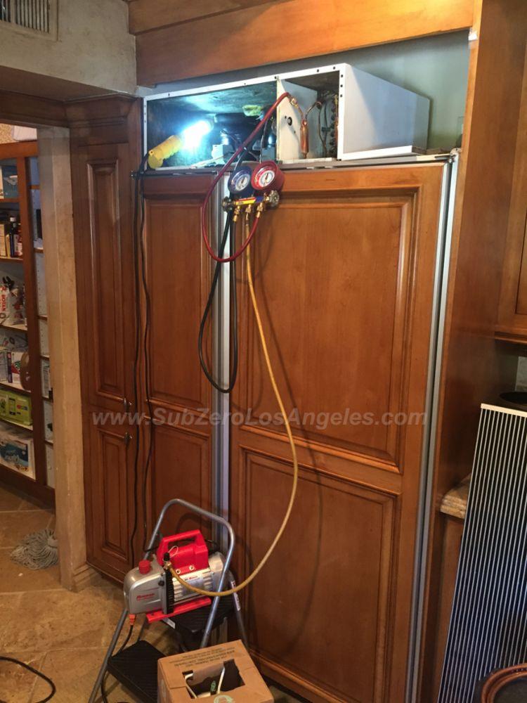 acme number one subzero refrigerator repair services