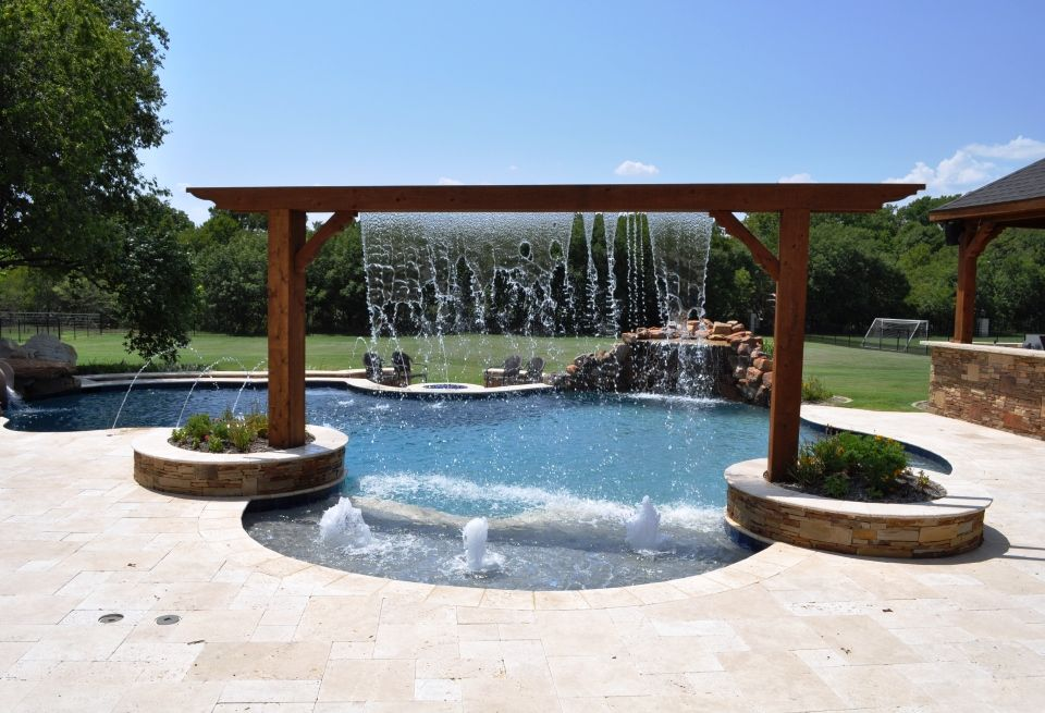 Pool And Outdoor Living Design Amp Installation In Rockwall
