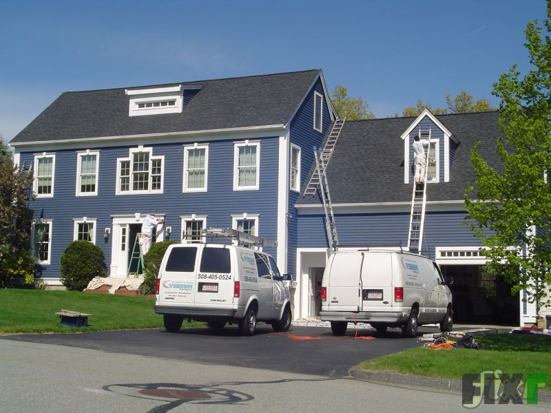 Residential Painting In Natick Ma Vision Painting