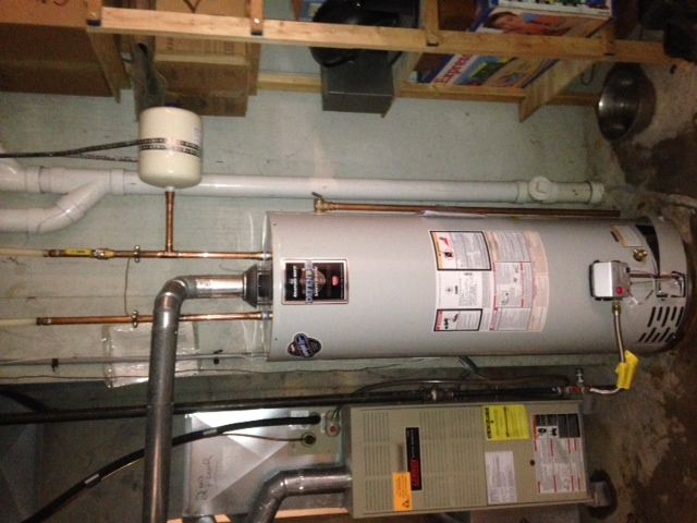 Water Heaters Installed By A Licensed Plumber In Shawnee