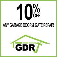 Garage Door Repair & Installation