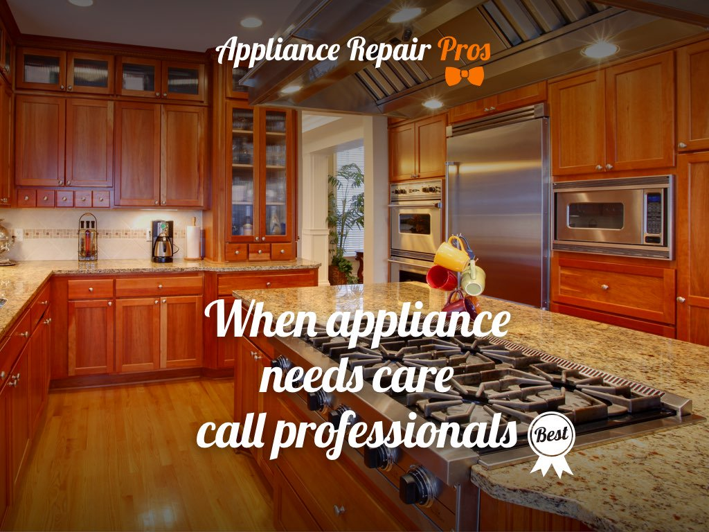 Appliance Repair and Maintenance
