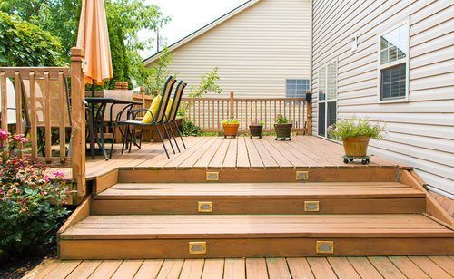Deck Installation Cost To Build