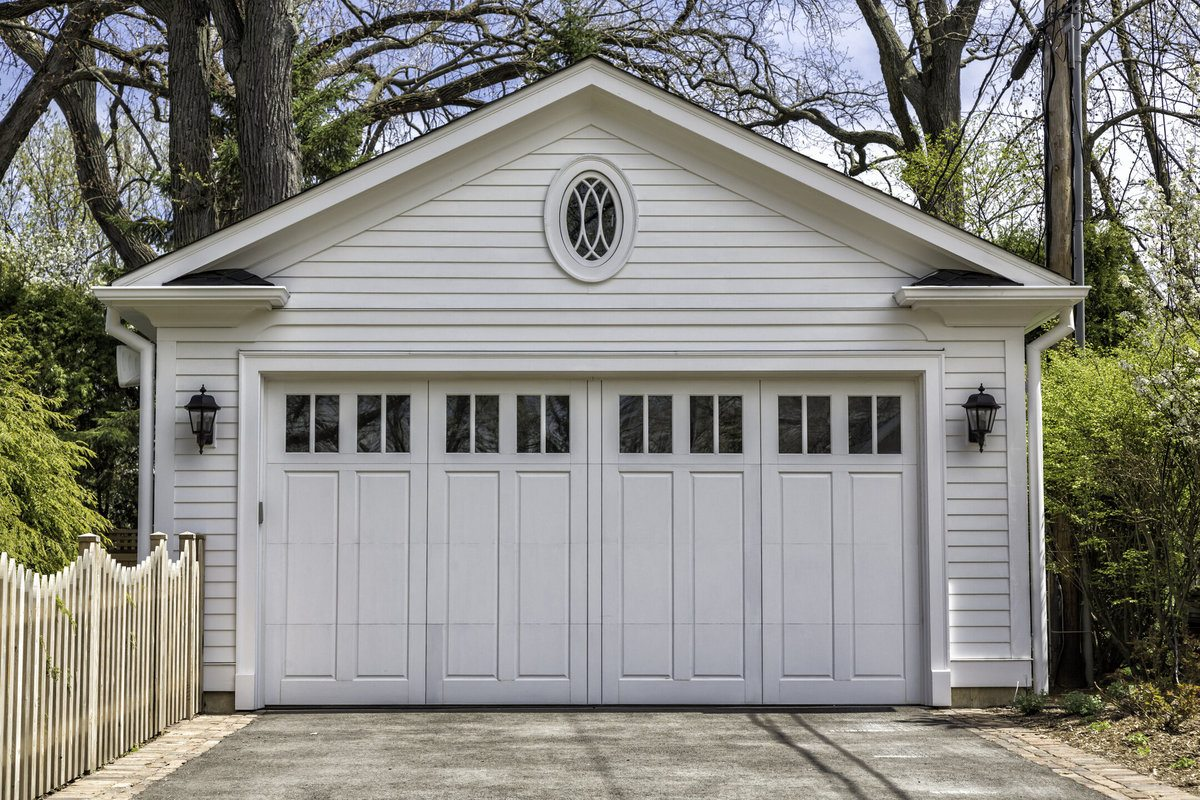 Car Detached Garage Cost, How Much Is A 2 Car Detached Garage