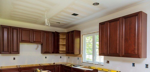 2020 Cost Of Kitchen Cabinets Installed Labor Cost To Replace Kitchen Cabinets