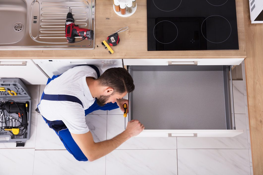 Labor Cost To Replace Kitchen Cabinets