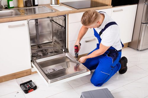 Cost To Install A Dishwasher Estimates And Prices At Fixr