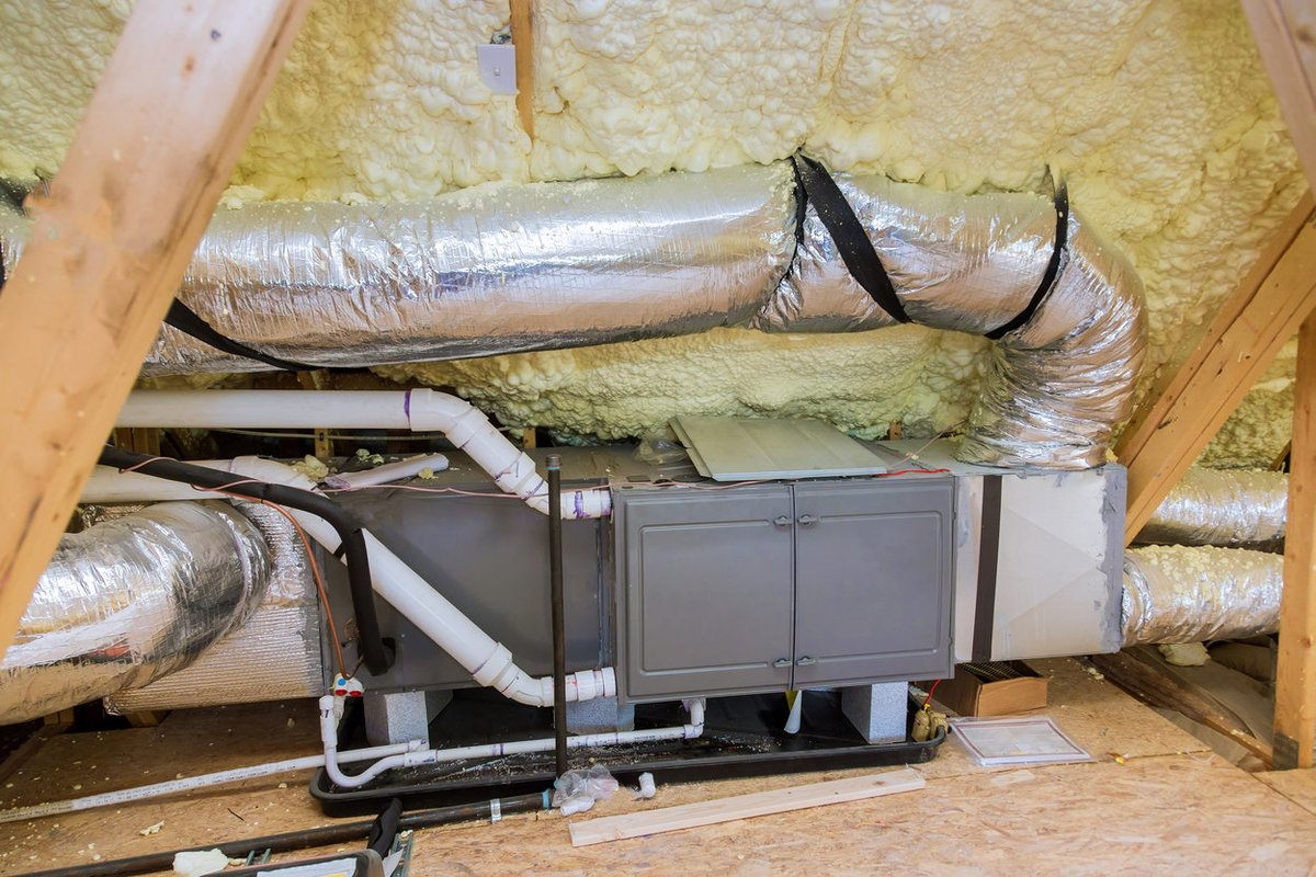 2020 Ductwork Installation Cost To Install For