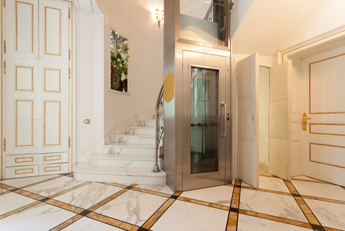 Cost to install an elevator estimates and prices at fixr for Elevator home cost