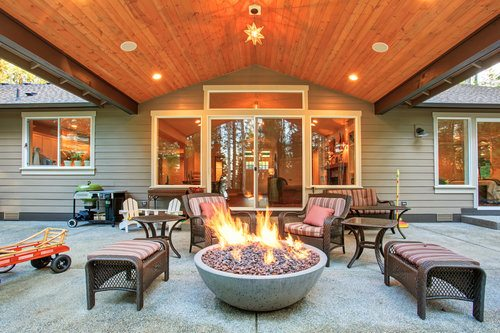 Cost To Install A Fire Pit Estimates And Prices At Fixr
