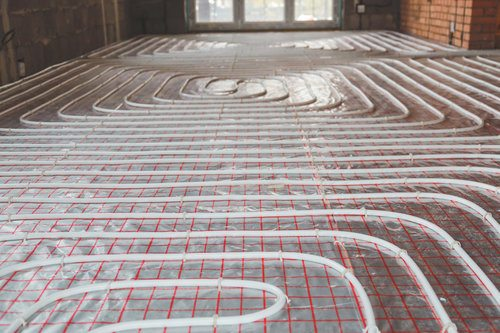 2020 Radiant Floor Heating Cost To Install Heated Floors