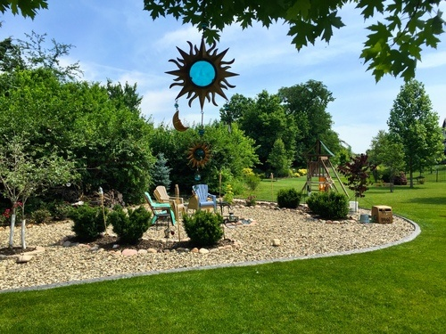 Cost of landscaping estimates and prices at fixr for Home and garden design center colorado springs